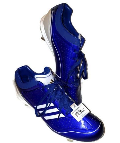 2e1160d5813d Adidas baseball cleats Size 12 Men s